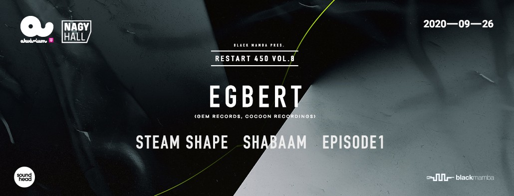 RESTART 450 VOL. 8 WITH EGBERT