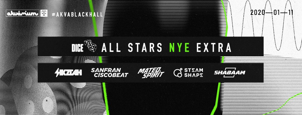 DICE ALL STARS NYE EXTRA