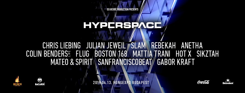 HYPERSPACE 2019 - Hungexpo
