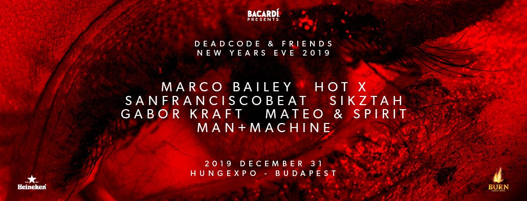 DEADCODE AND FRIENDS NEW YEARS EVE 2019